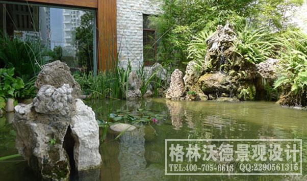 中国南岳 五星级酒店景观设计