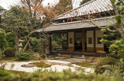 深圳景观设计公司:禅意花园 日式庭院