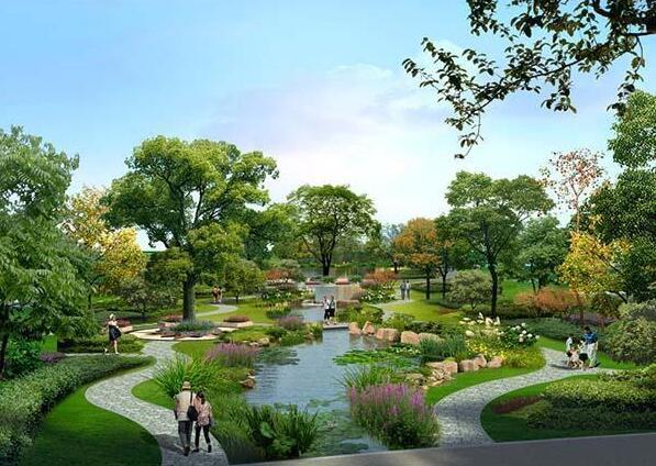 公园绿化景观的设计原则